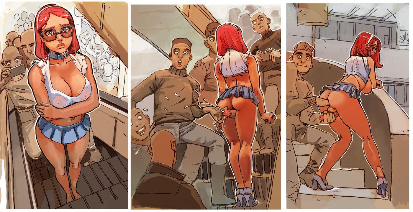 Henrai Comics