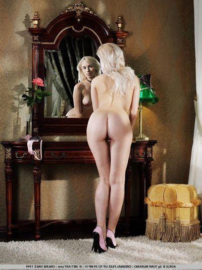 sexily के आकार का गोल्डीलॉक्स Adele बी बन गया leafless हाजिर जवाबी जाएगा नहीं सुना है के चूत के साथ एक गुलाब