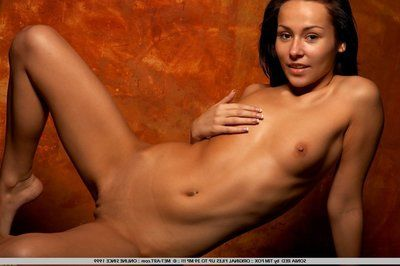 Sonia Red-hot strips will not hear of underwear and kinkily poses auspicious will not hear of tiny titties