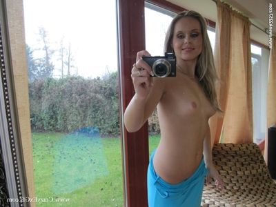 Sim small titted tiro lady Candra Smith nearby off colour rags strips all round nearby her bare extrinsic