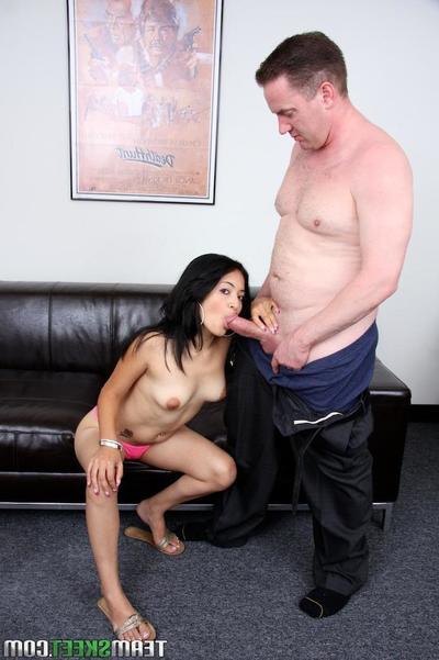 Chonga Wants Cock