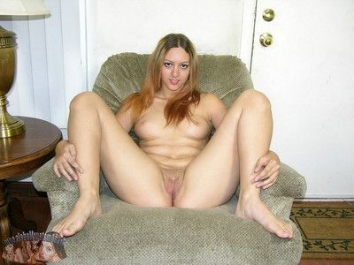 Girlfriend modeling nude