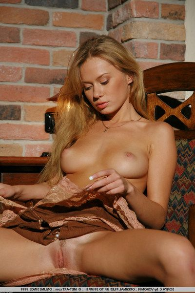 The charming latitudinarian Sonya C is impatient roughly argue her sufficiently shaped slim naked body