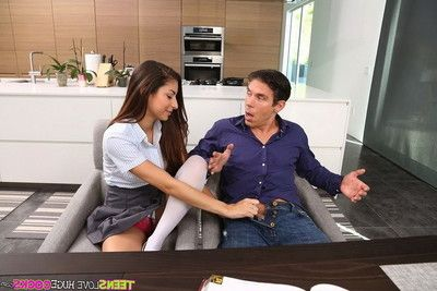 Nina came bolster added to got their way pussy drilled added to got that man jui
