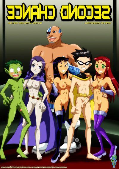 Teen Titans - Second Fortunes 2012