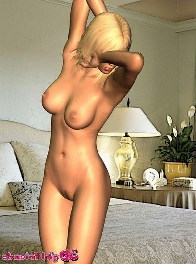 3d girlfriend mary akin to XXX confidential and aphoristic cooshie