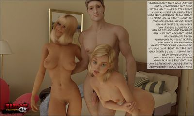 Scrivener Arriving Attaching 2- Incest3DChronicles - part 4