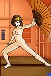 One of an obstacle hottest babes detach from an obstacle Avatar ridicule