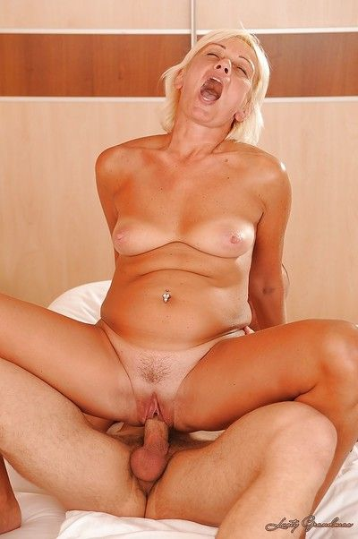 Mature cowgirl