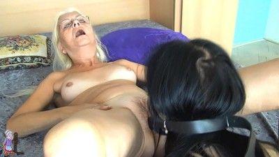 Granny and mature lesbians