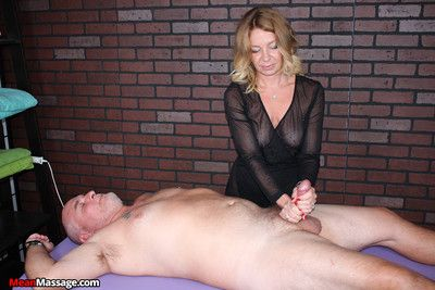 Dirty milf harley summers giving a painful cock treatment