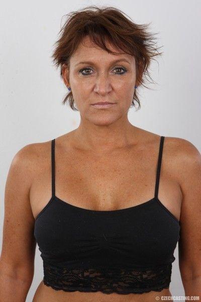 Mature housewife casting photos