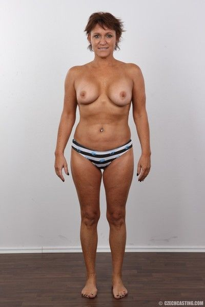 Mature housewife casting photos