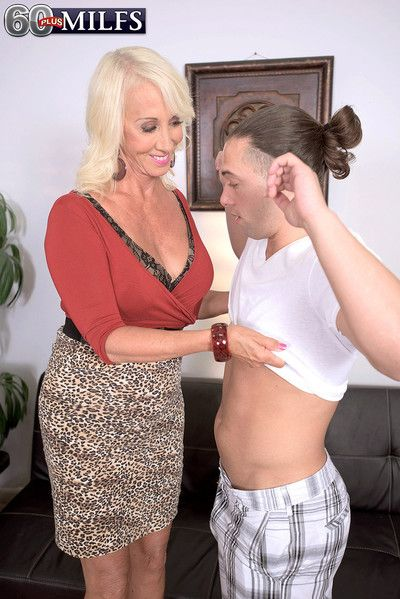 Sexy blonde madison milstar once called fucking oncamera