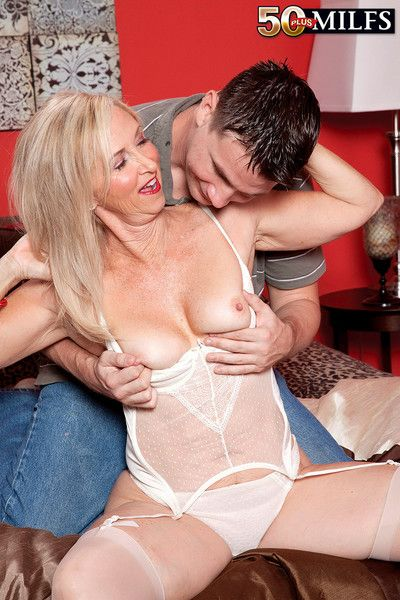 Connie mccoy loves the cock