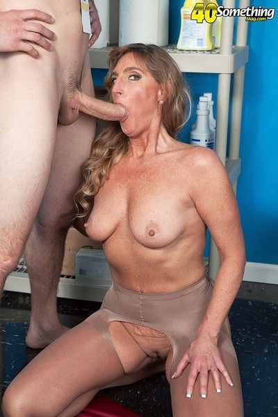Hot mature teacher fucked in hardcore porn