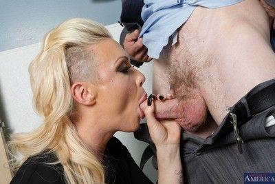 Naughty milf lady loves being fucked hard