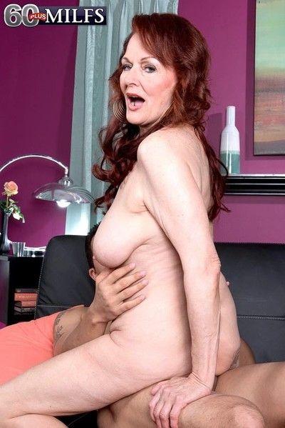 Milf katherine merlot fucking her old wrinkled pussy