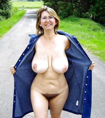 Old amateur grannies with big boobs