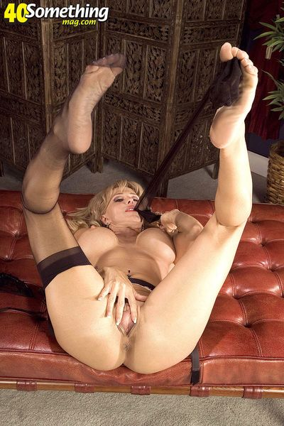 Sabrina Turns It Up A Notch