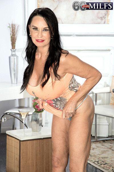 Hot big titted granny pornstar rita daniels