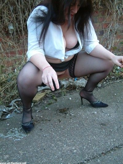 Jays mature public peeing of outdoor voyeur granny pissing downtown and naughty