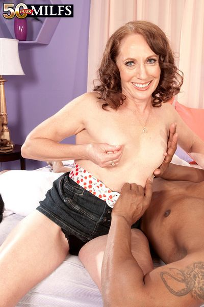 Carolyn Comes Back...for More Cum!