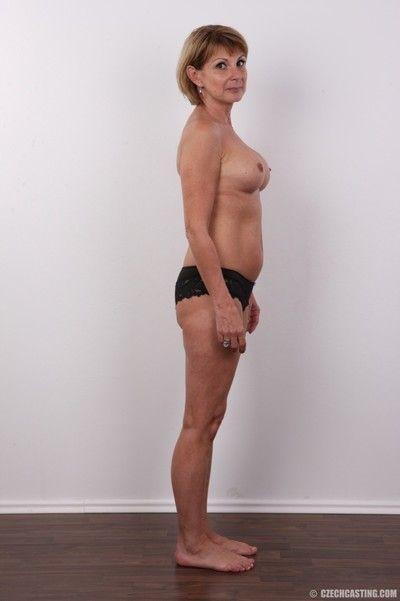 Hot mature casting photos