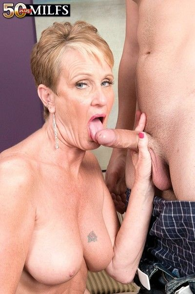 Hot mature fucked in porn film true lies