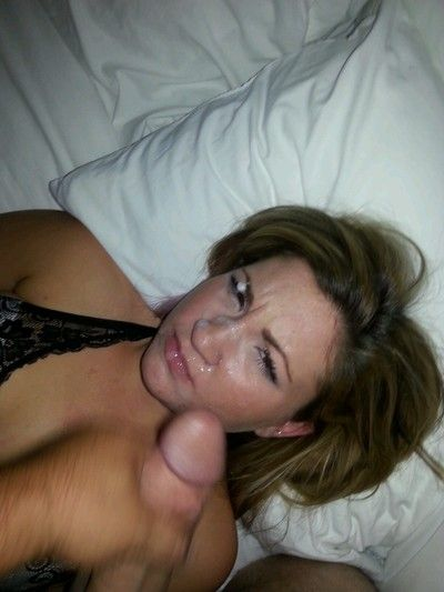 Real amateur blowjobs and cumshots