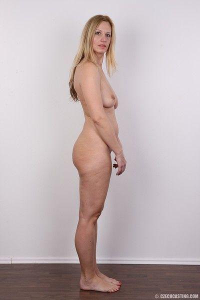 Mature milf with large ass