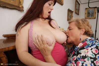 When mature ladies get together they know how to party