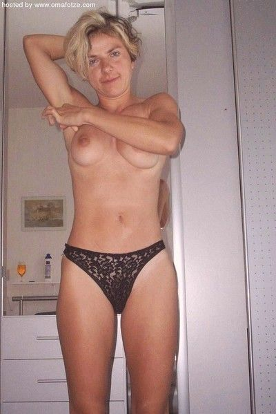 Lovely granny sex