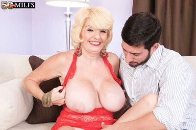 Missy thompson enjoys a big dick