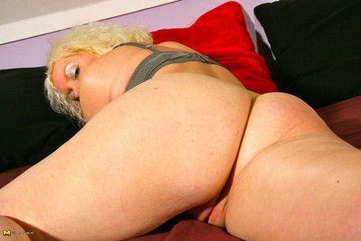 This dutch matrue slut loves to tease and please
