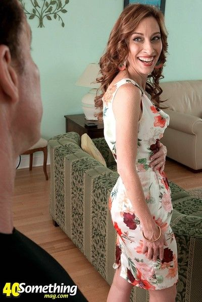 Mature woman has done many things with cocks