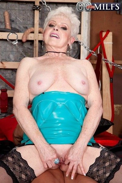 65yearold wife bondaged and fucked
