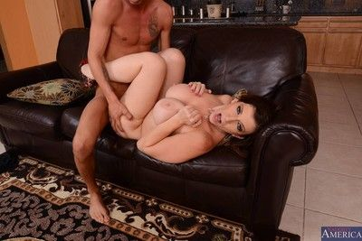 Huge titted milf lady got nailed wild