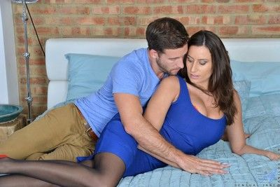 Big titted sensual jane gets fucked hard