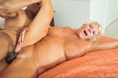 Horny grannies love to fuck #10, scene #02