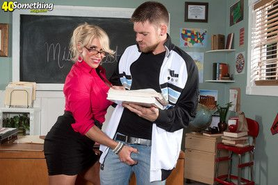 Bad mature teacher fucked in hardcore sex pictures