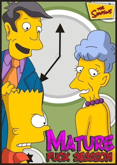 Simpsons- Mature Fuck Session