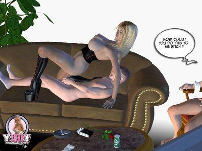 Mother's revenge- Y3DF - part 4