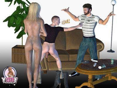 Mother's revenge- Y3DF - part 3