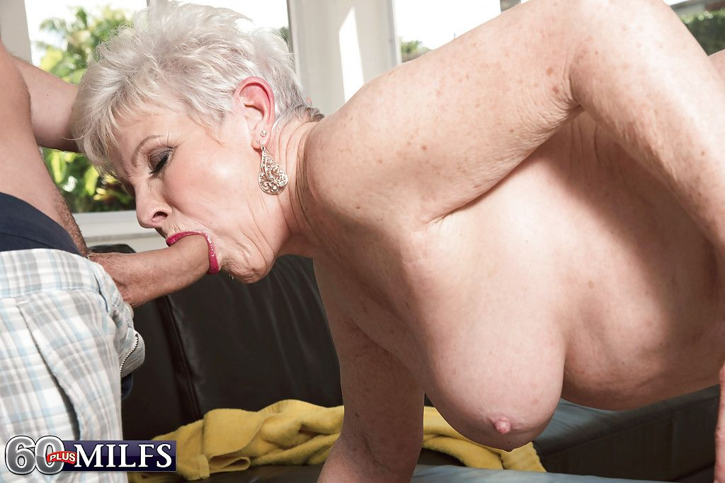Can not granny give blowjob are