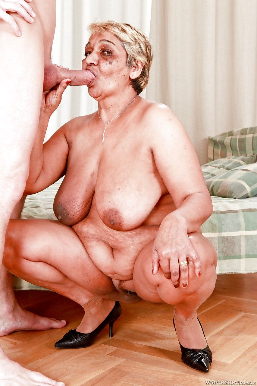 Such Huge tit granny hard fucked slutload this