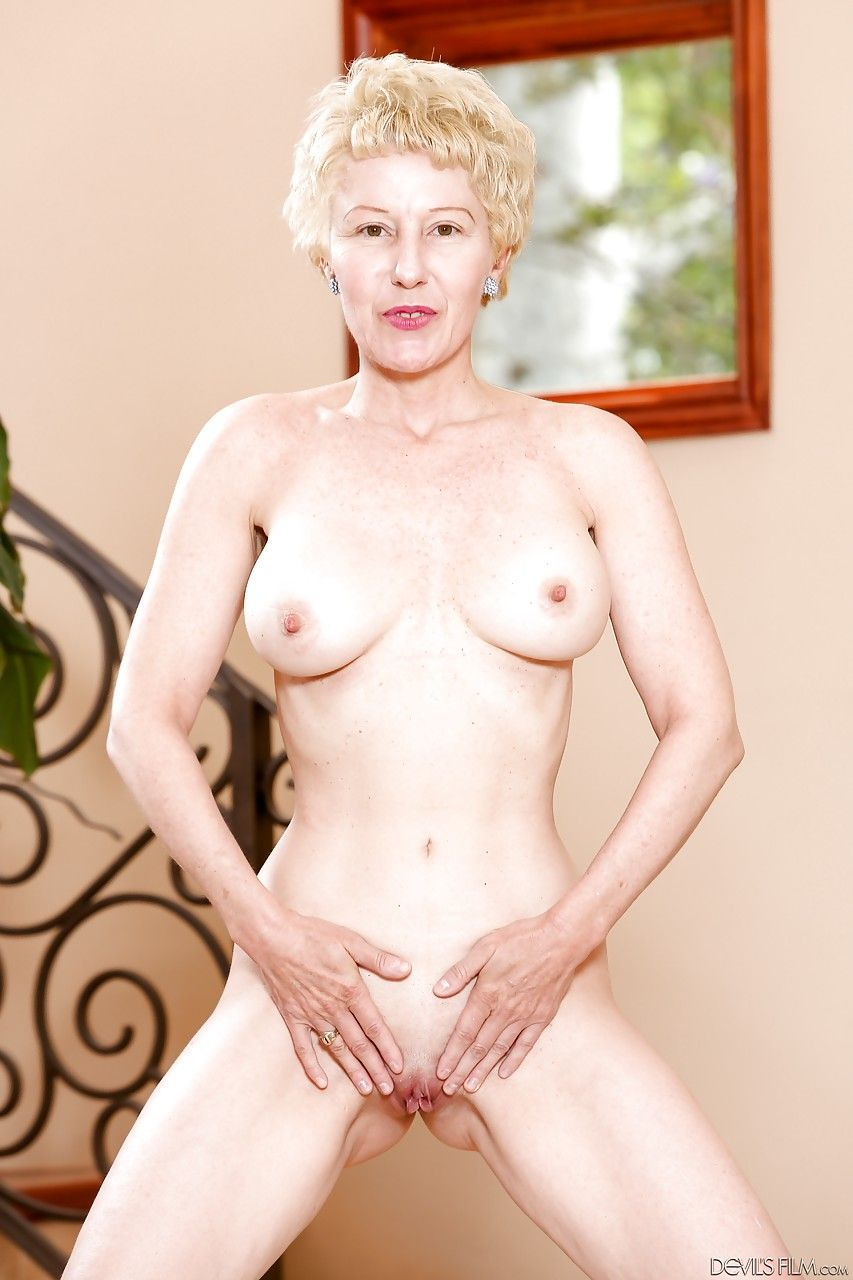 Grannies stripping naked bad