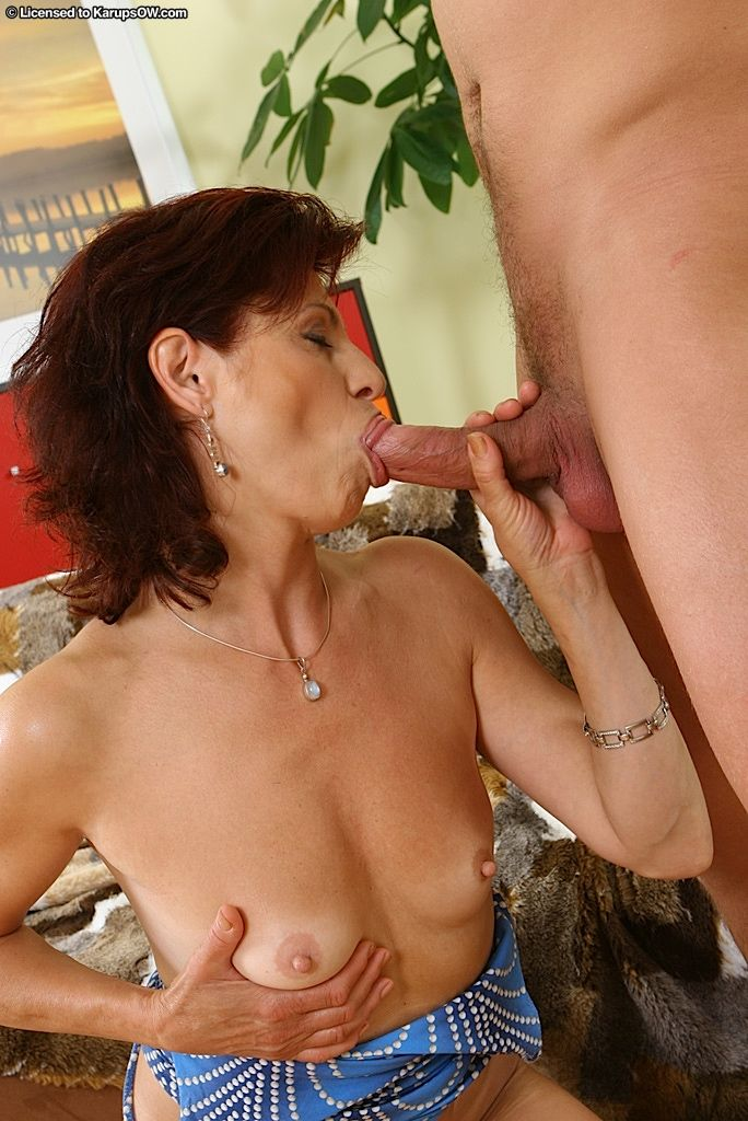 Awesome blowjob mature remarkable
