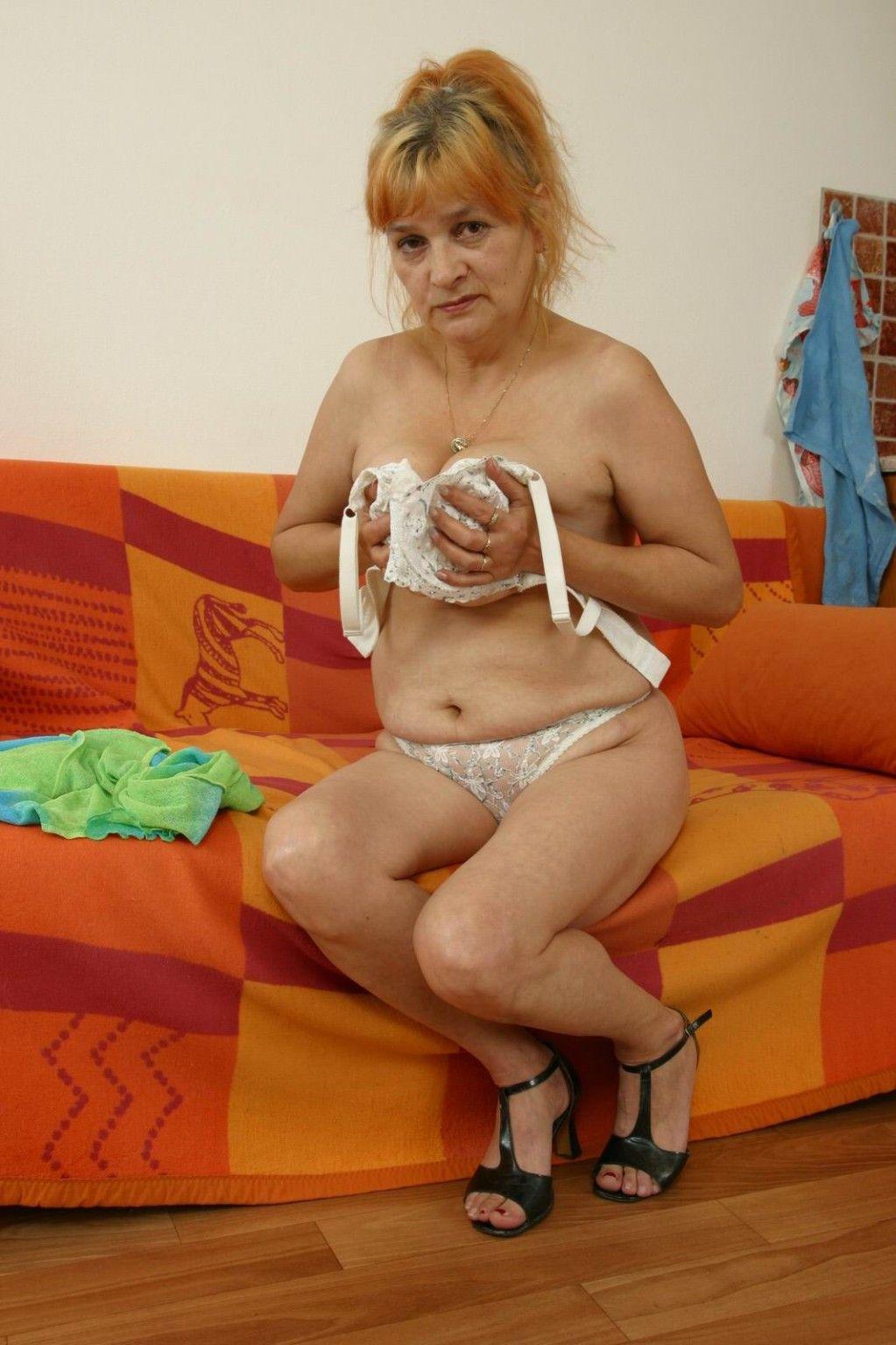 amateur granny Czech