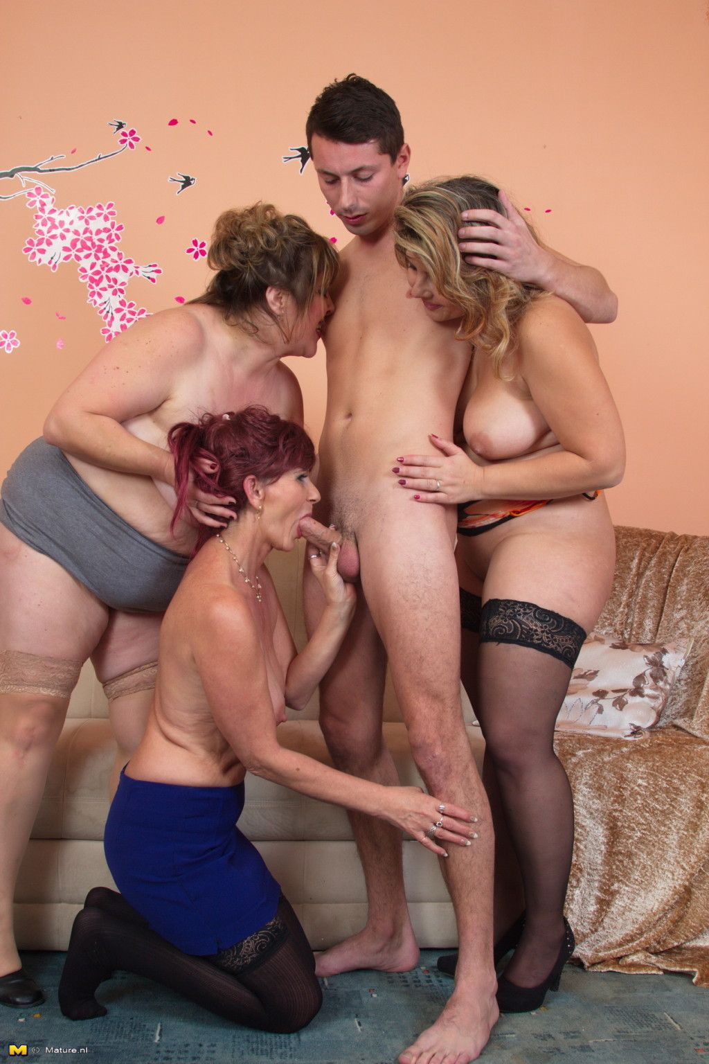 Thanks! Hardly Gangbang group action agree, very